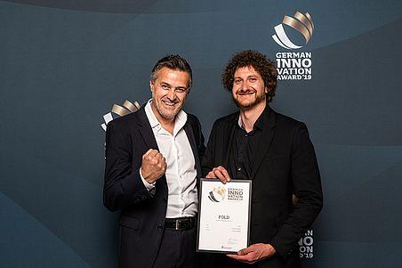 MeinStandort Rohrbach Steininger German Innovation Award