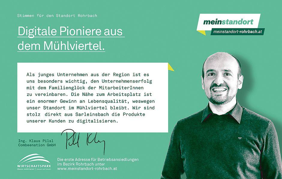 Stimmen für den Standort Rohrbach, Biohort
