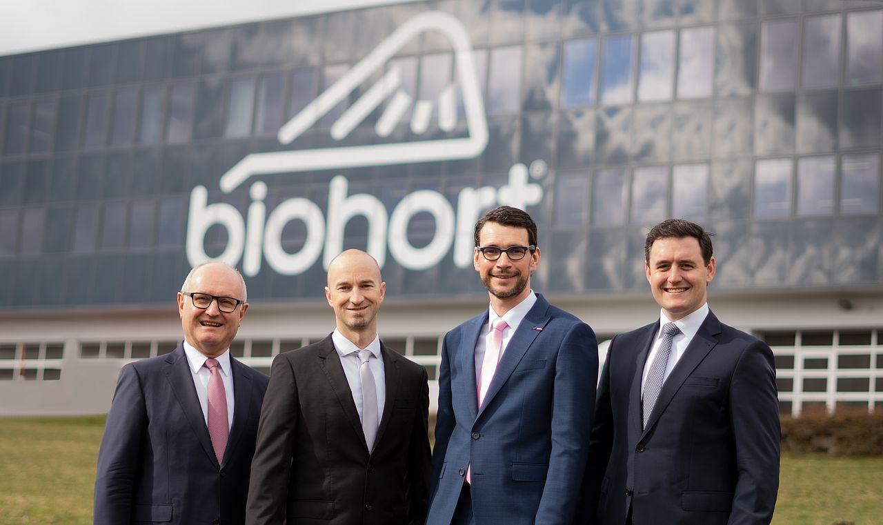 Biohort-Geschaeftsfuehrung