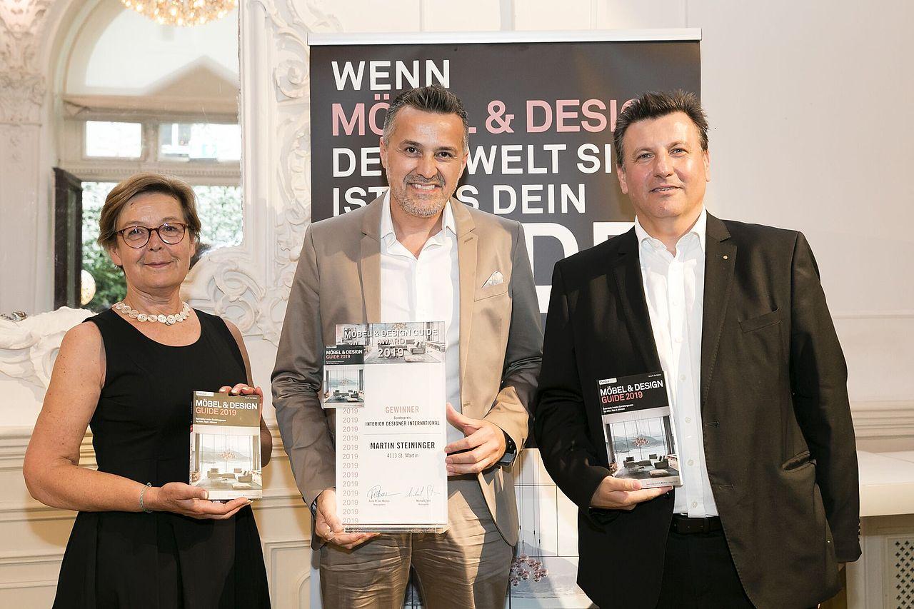 MeinStandort Rohrbach Steininger Interior Designer International
